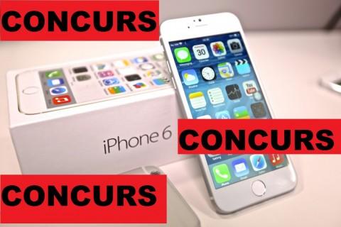 CONCURS/ Ph-online.ro iti premiaza fidelitatea: Castiga un iPhone 6!