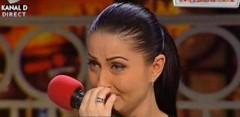 GABRIELA CRISTEA a izbucnit în lacrimi în fața camerelor! A MURIT...