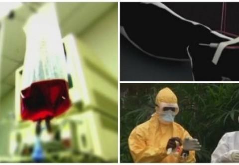 Alerta in tara! Barbat suspect de Ebola, adus in Capitala