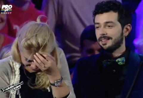 Marius Moga și iubita lui, ANUNȚ BOMBĂ, ÎN DIRECT! Ea a izbucnit în lacrimi