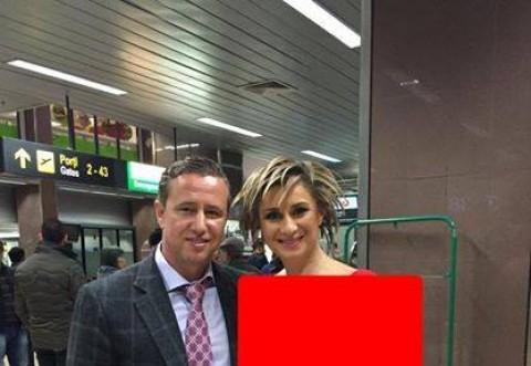 SOC! Uite cu ce rochie s-a imbracat Anamaria Prodan la un eveniment monden! Lui Reghe i-a picat fata cand a vazut-o