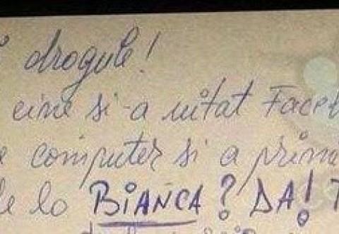 GENIAL! Biletul de ADIO lăsat de o româncă iubitului care a înşelat-o!  Nu va uita uşor asta. Continuarea îţi va face ziua mai frumoasă!!!