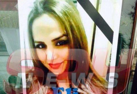 Imagini sfâşietoare!  Tânăra ucisă de monstrul de pe Facebook, înmormântată în rochie de mireasă