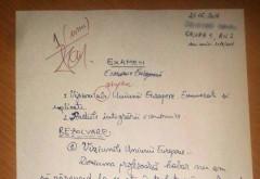CÂT TUPEU! Este incredibil ce i-a cerut un student profesorului pe foaia de EXAMEN! Răspunsul cadrului didactic l-a lăsat FĂRĂ CUVINTE