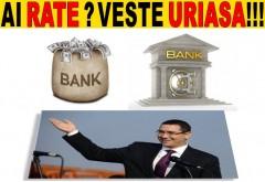 Veste URIAŞĂ pentru toţi românii cu RATE!!!  Aşa SCAPI de ele!!