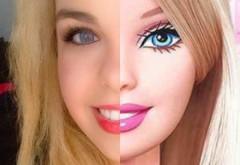 """""""Păpușa Barbie"""" de România este noua senzație de pe Facebook! Uite cum arată tânăra de doar 16 ani"""