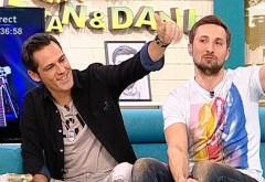 Ce mai penibil moment EVER! Stefan Banica si Dani, despre Mihaela Radulescu si casatoria cu ea IN DIRECT. VAAAAAI in ce hal s-a facut Dani de rusine