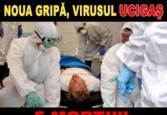 Anunţ ŞOCANT al medicilor!!! Noua GRIPĂ devină MORTALĂ!!!  Nu e de joacă, 5 oameni AU MURIT din cauza ei!!! Ce TREBUIE să faci!!!