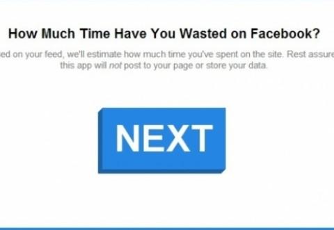 Aplicaţia care îţi arată cât ai pierdut pe Facebook din ziua în care ţi-ai facut cont
