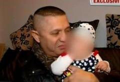 Imagini SFASIETOARE! Guta plange cu fiica lui in brate! Doamne ce moment!!! A izbucnit in lacrimi cand a vazut-o pe Anais! Momentul reintalnirii te va emotiona MAXIM