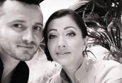 Din pacate, o veste trista ... Gabriela Cristea şi Tavi Clonda...
