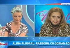 Alina Plugaru, fata in fata cu mama lui Dorian Popa.  Ce si-au spus dupa ce artistul a facut-o sa planga pe blondina
