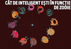 Cât de inteligent eşti în funcție de zodie!  Două semne zodiacale ies în evidență