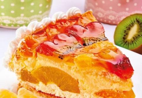 De încercat neapărat - tort cu smântână, portocale și gem acrișor. Rețeta aici