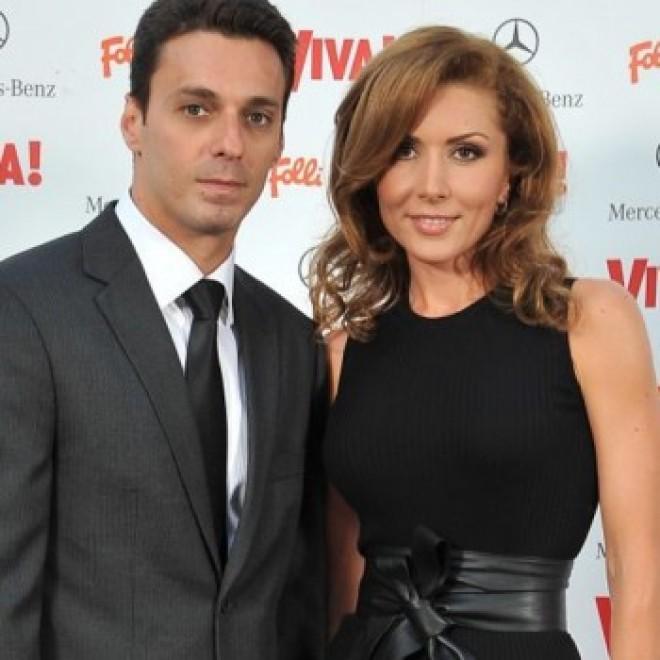 Cum arată fiul lui Mircea Badea și al lui Carmen Brumă la un an! FOTO