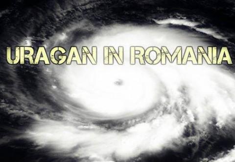 VREME EXTREMĂ. Un URAGAN se îndreaptă spre România. VEZI cand va LOVI