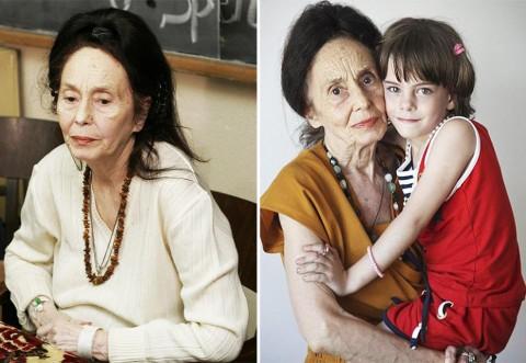 Adriana Iliescu, cea mai batrana mama din Romania, a vorbit pentru prima data despre moarte