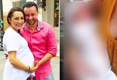 PRIMA IMAGINE cu fetița cuplului Andra - Catalin Maruta! E INCREDIBIL cu cine SEAMĂNĂ!