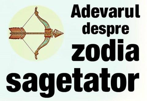 Cel mai sincer horoscop pentru Săgetător. Să vedem dacă se potrivește