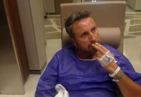 VESTI PROASTE - Botezatu, OPERAT LA INIMA I-au implantat stenturi la inima si...