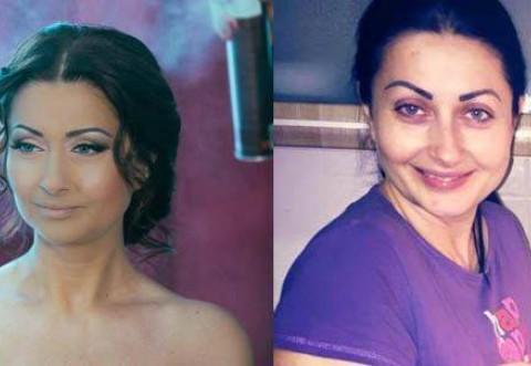 Natural vs. make-up. Aşa arată vedetele noastre nemachiate. Noi îţi arătăm GALERIA FOTO, tu decizi ce notă le dai