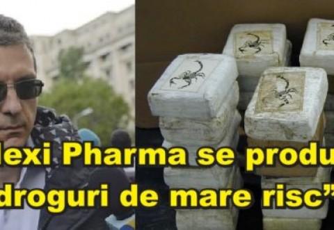 """Fostă agentă a armatei: """"La Hexi Pharma se produceau droguri de mare risc. Condrea e în Venezuela"""""""