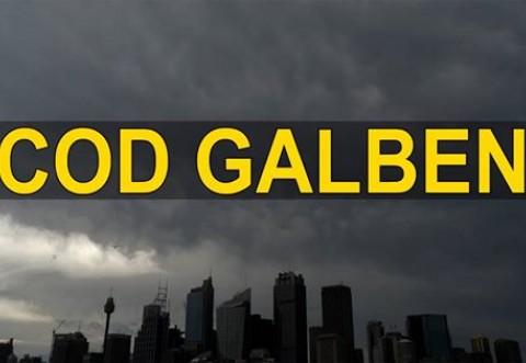 VINE URGIA! Administrația Națională de Meteorologie a emis o avertizare nowcasting pentru foarte multe zone din țară!