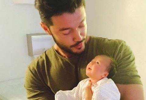 Le-au dat lacrimile când au văzut. Chiar de la spital, Victor Slav face anunțul despre fetița lui și a Biancăi Drăgușanu
