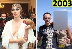 """Acum e cea mai extravagantă vedetă din România, dar n-o să crezi cum arăta Iulia Albu în tinerețe. IMAGINI RARE cu ea înainte să fie celebră, când arăta """"normal""""."""