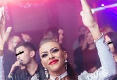 Daniela Stan a revenit in forta! Dansatoarea lui Salam e mai sexy ca niciodata! A facut un show de senzatie intr-un club din Vaslui! Barbatii, la un pas sa sara pe ea!