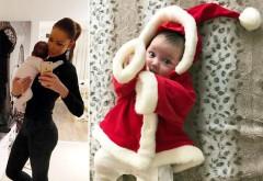 Bianca Drăguşanu a postat o imagine cu Sofia, dar cu toţii au fost cu ochii la un alt detaliu din imagine! Se vede clar