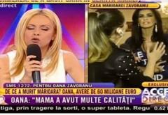 """SCANDAL MONSTRU! Oana ZĂVORANU DĂ DE PĂMÂNT cu Simona GHERGHE, în direct, la Acces Direct: """"are ochelari ca mamaie și buba pe nas ca un muc e foarte, foarte…"""""""