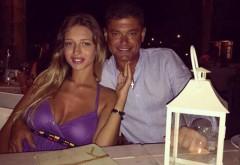 Primele imagini cu Laura Dincă TOPLESS!  Cum arată iubita lui Boureanu fără sutien