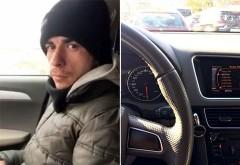Acest barbat din Galati a gasit un tanar care mergea pe marginea drumului zgribulit. Cand l-a luat in masina si a inceput sa isi spuna povestea, a ramas impietrit. I-a cerut voie sa-l filmeze si a postat imaginile pe Facebook