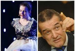 Gestul emoționant făcut de Gigi Becali pentru Lorelai Moşneguţu, fata care a făcut senzație la Romanii au Talent I-a îndeplinit marele vis