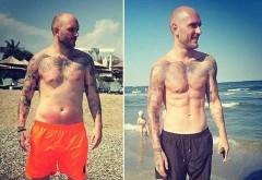 Cătălin Bordea a slăbit 17 kilograme. Am aflat dieta lui. Ce face de fiecare dată când mănâncă