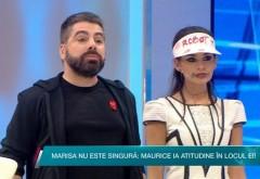"""Maurice Munteanu o face varza pe Silvia, in numele Marisei! """"Poate la Valcea este actual, in Bucuresti nu mai este de mult!"""" Ce il enerveaza pe juratul de la """"Bravo, ai stil!"""""""