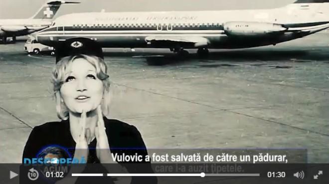 Stewardesa care a sfidat moartea: A căzut de la 10.000 de metri înălţime fără paraşută şi a supravieţuit