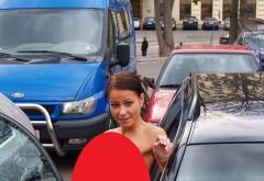 O romanca din Italia a facut autostopul, iar un sofer a pus-o sa se dezbrace! Mama, ce panarama!!! N-a avut bani sa ajunga in Romania si s-a dezbracat intr-o parcare plina de TIR-isti!!!