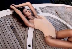 Cât de sexy poate fi! RAMONA GABOR a deschis oficial sezonul costumelor de baie