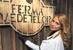 """Iulia Vântur, înlocuită la """"Ferma vedetelor""""! Ea e bruneta celebră care îi ia locul"""