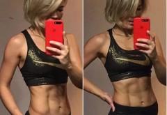 """Gina Pistol a spus care este secretul unui abdomen perfect: """"Am grijă ce mănânc, iar meniul meu arată cam aşa…"""""""