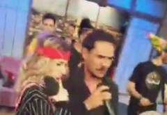 Răzvan Simion a făcut-o de ziua Lidie Buble! Nimeni nu se aştepta la asta, când a urcat pe scenă, a luat microfonul şi...
