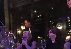 Celebrul Gianluca Vacchi a facut furori in NUBA! Cu cine a luat masa unul dintre cei mai bogati italieni