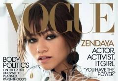Actrita Zendaya adora creatiile romanesti! Vedeta de la Hollywood poarta piesele brandului SEEN ✔️ Users