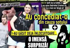 Şefii de la Kanal D i-au spus Gabrielei Cristea că… nu o mai vor lângă ei! Au concediat-o din cauza soţului + i-au găsit deja înlocuitoare… o IMENSĂ SURPRIZĂ!