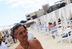 Imagini senzaționale! Turistii s-au amuzat! Cum a apărut îmbrăcat de la brâu în jos Gigi Becali pe o plajă din Mamaia. Nu l-ai mai văzut așa