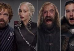 """GAME OF THRONES, cel mai așteptat serial: Începe sezonul 7 din """"Urzeala Tronurilor"""""""
