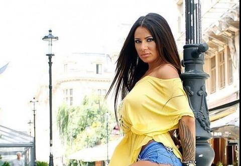 Roxana Vancea TOPLESS in Bulgaria! Turistii au crezut ca nu vad bine! Cum poate sa arate!!!