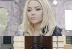 Imaginile DURERII! Familia Denisei Raducu o plange la capela cimitirului Bellu! UITE CUM arata mama si sora cantaretei. Cata suferinta...